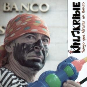 Carátula del disco Tengo que atracar un banco
