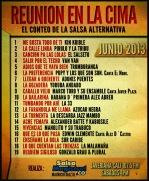 Kin Krible REUNION EN LA CIMA - JUNIO 2013